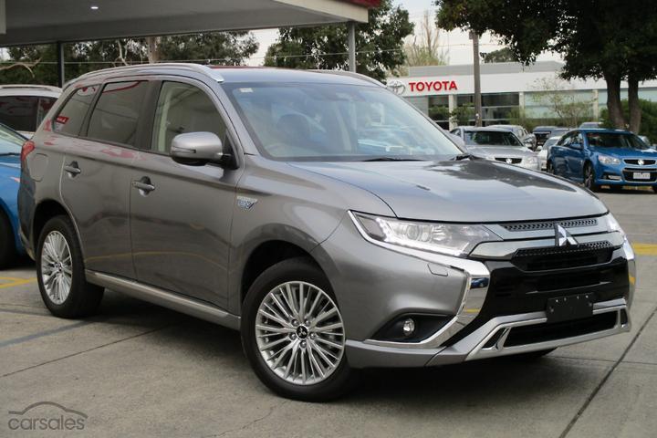 Mitsubishi Outlander PHEV ES ADAS cars for sale in Australia