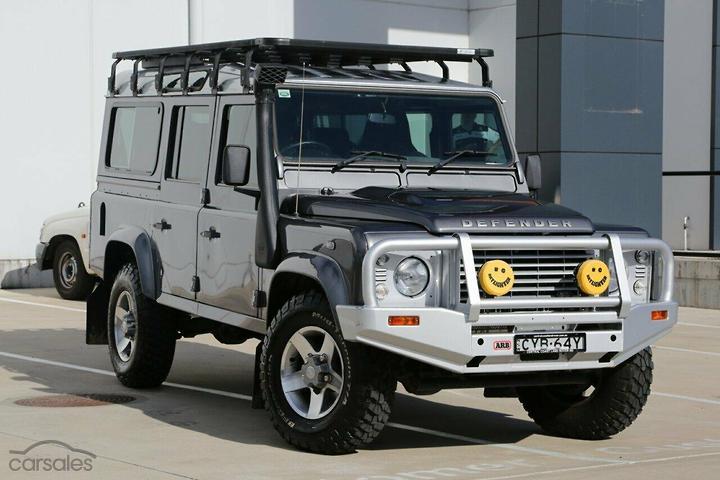 Land Rover Defender cars for sale in Australia - carsales com au