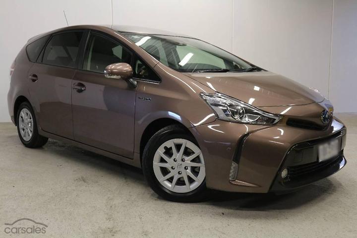 Toyota Prius V Cars For Sale In Melbourne Victoria Carsales Com Au