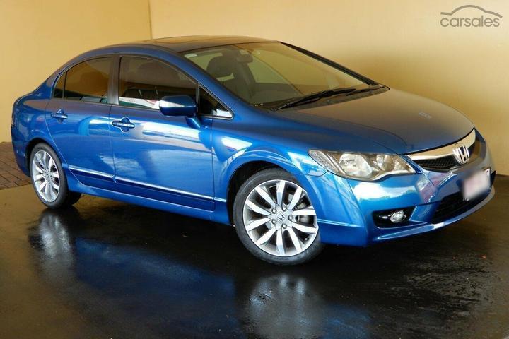 Honda Civic Sport Cars For Sale In Brisbane All Queensland Carsales Com Au