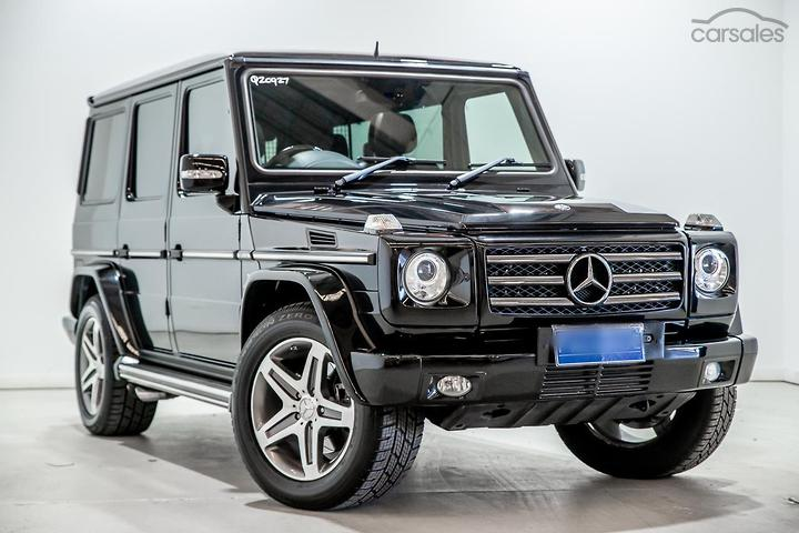 Mercedes-Benz G Class Offroad 4x4 cars for sale in Australia