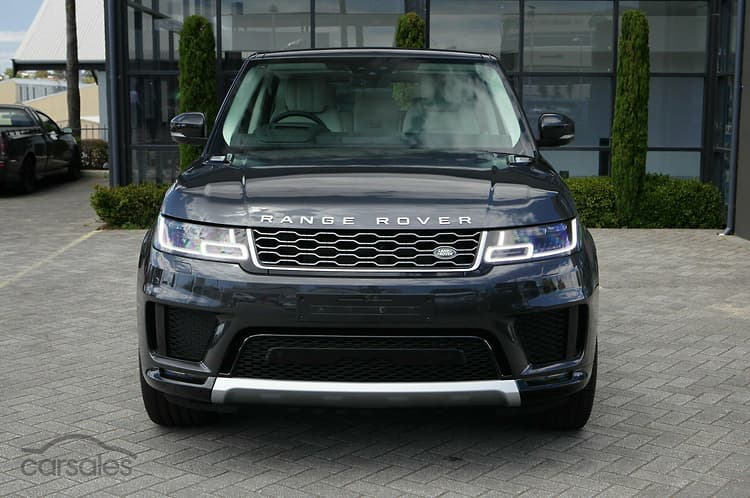 Land Rover Range Rover Sport Sdv6 Hse Grey Cars For Sale In