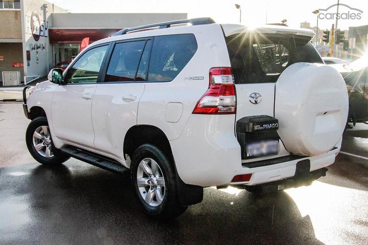 Toyota Landcruiser Prado Cars For Sale In Australia Carsales Com Au