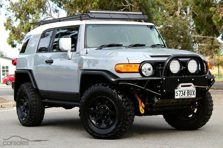 Toyota Fj Cruiser Cars For Sale In Australia Carsalescomau