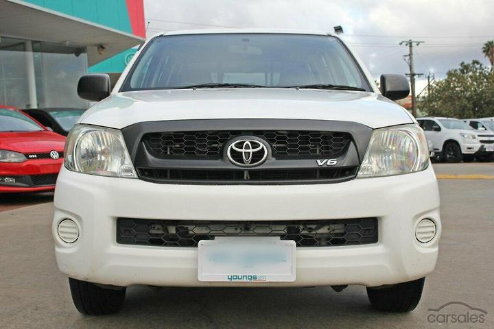 Toyota Hilux SR cars for sale in Australia - carsales com au