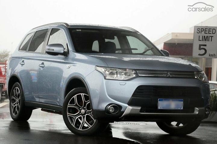 Mitsubishi Outlander PHEV cars for sale in Australia