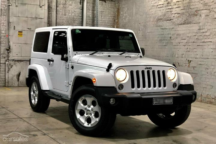 Jeep Wrangler cars for sale in Australia - carsales com au