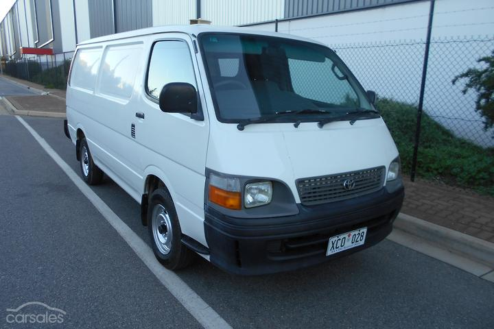 Toyota Hiace RZH113R cars for sale in Australia - carsales com au