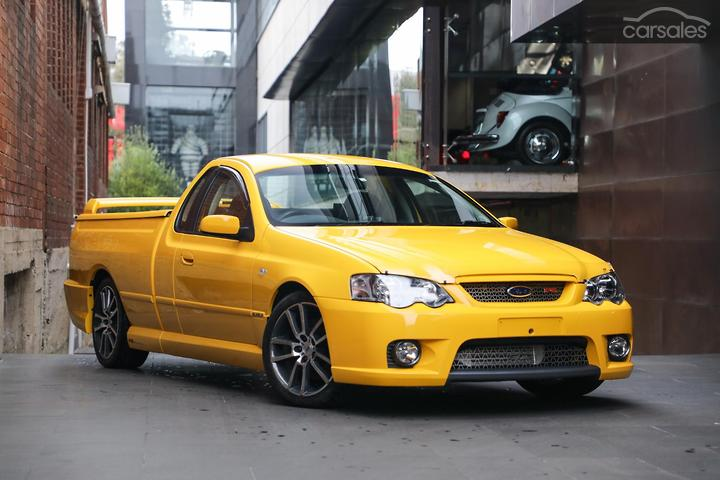 Ford Performance Vehicles Ute Cars For Sale In Australia Carsales Com Au