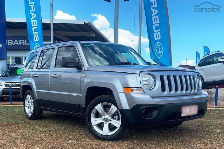 Jeep Patriot cars for sale in Australia - carsales com au