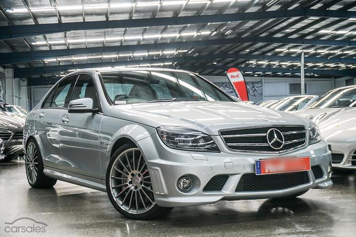 Mercedes-Benz C63 AMG W204 cars for sale in Australia - carsales com au