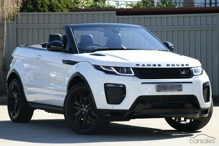 Range Rover Convertible For Sale >> Land Rover Convertible White Cars For Sale In Australia