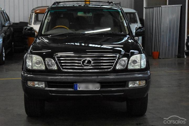 Lexus LX470 cars for sale in Australia - carsales com au