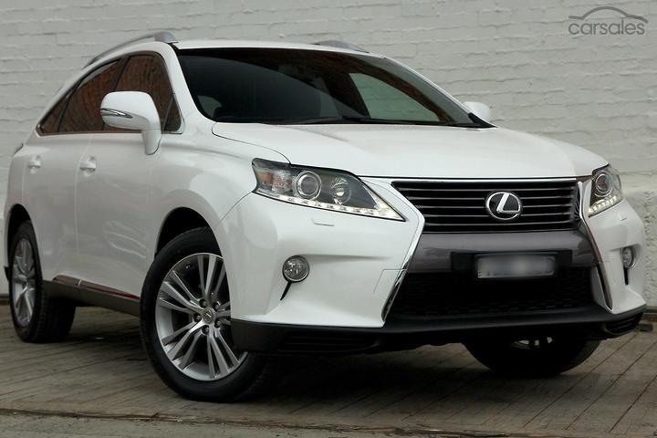 White Lexus Suv >> Lexus Suv White Cars For Sale In Australia Carsales Com Au