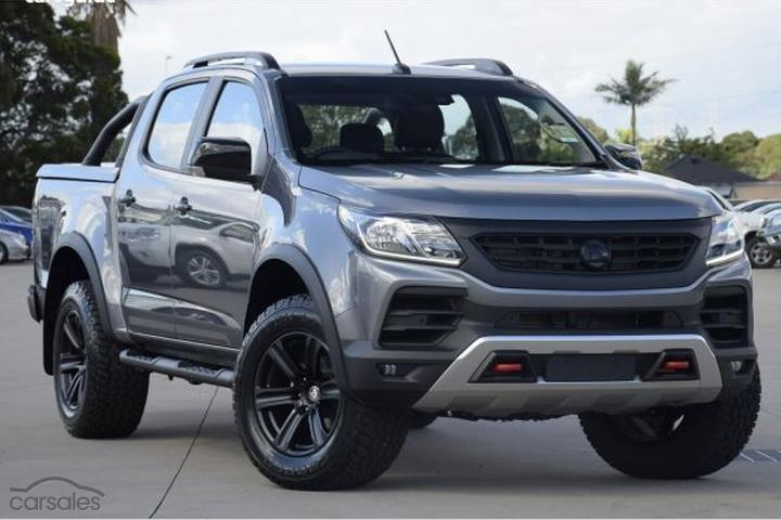 Holden Special Vehicles Colorado SportsCat cars for sale in