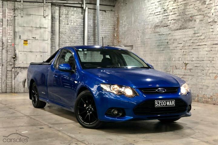 Ford Falcon Ute cars for sale in Australia - carsales com au