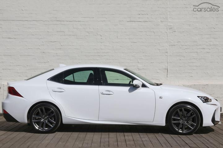 Lexus IS300 F Sport Turbo Intercooled cars for sale in
