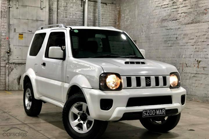 Suzuki Offroad 4x4 cars for sale in Australia - carsales com au