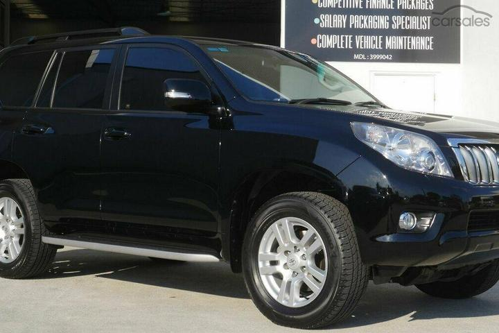 Toyota Landcruiser Prado cars for sale in Australia - carsales com au