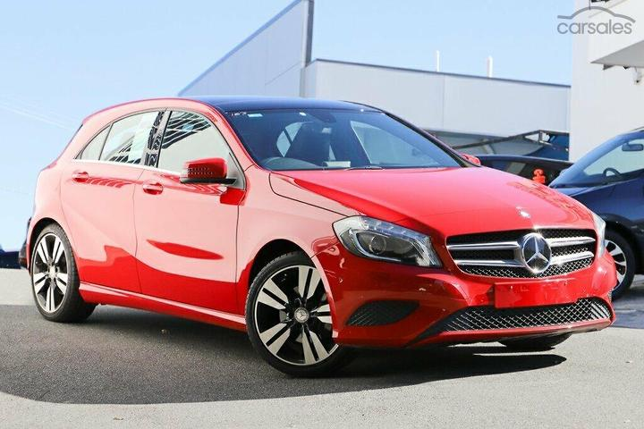 Mercedes Benz Hatch Red Cars For Sale In Australia Carsales Com Au