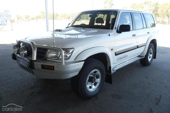 Nissan Patrol cars for sale in South-West, Western Australia