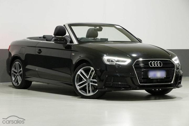 Audi A3 Convertible Cars For Sale In Perth Western
