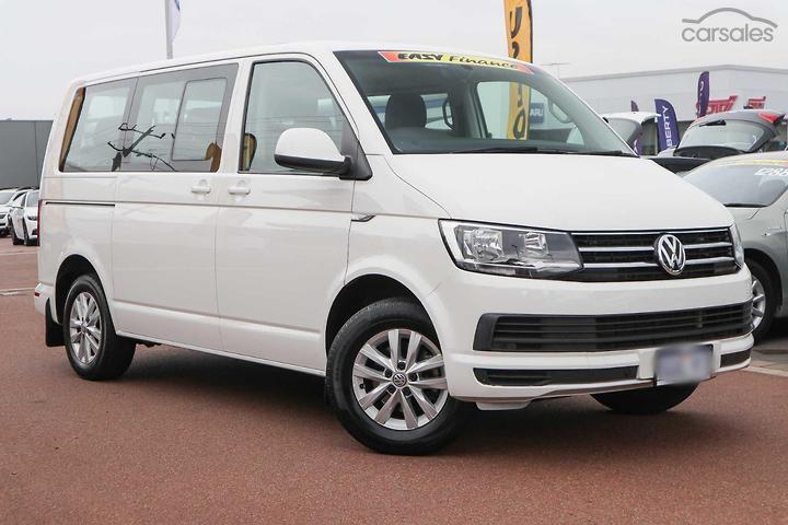 Volkswagen Multivan TDI340 Comfortline cars for sale in Australia