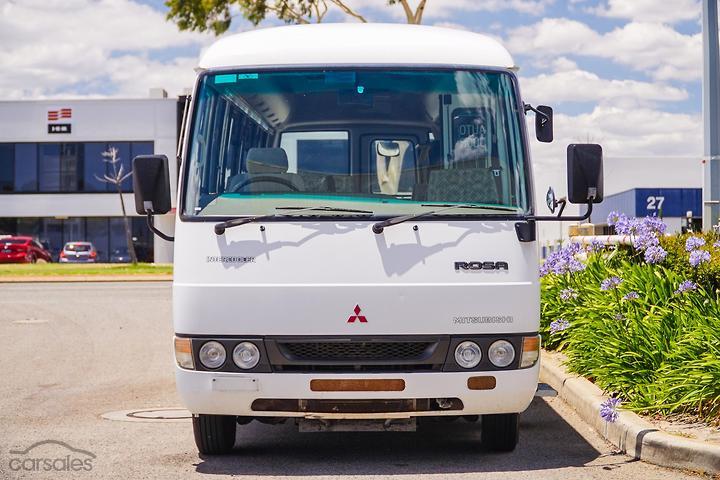 Mitsubishi ROSA BUS cars for sale in Australia - carsales com au