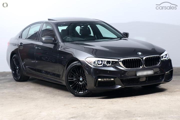 Bmw 5 Series Grey Cars For Sale In Australia Carsales Com Au