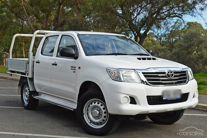 Toyota Hilux cars for sale in Australia - carsales com au