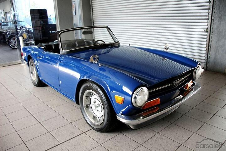 Triumph cars for sale in Australia - carsales com au