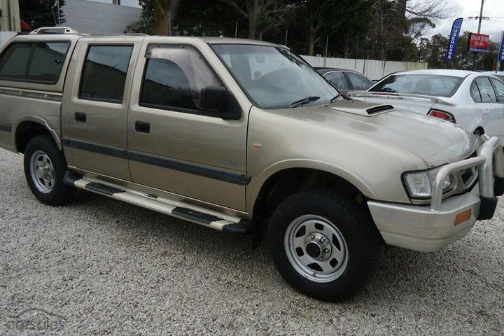 Holden Rodeo TF cars for sale in Australia - carsales com au