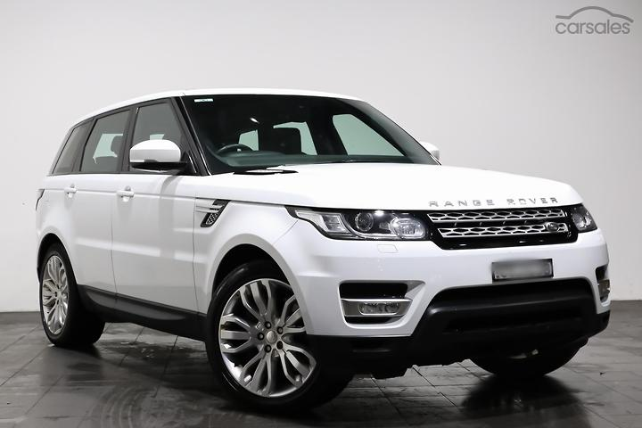 Land Rover Range Rover Sport cars for sale in Australia