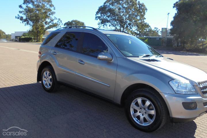 Mercedes-Benz ML350 W163 cars for sale in Australia