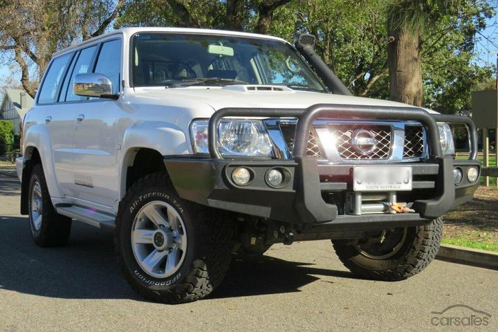 Nissan Patrol ST Y61 cars for sale in Australia - carsales com au