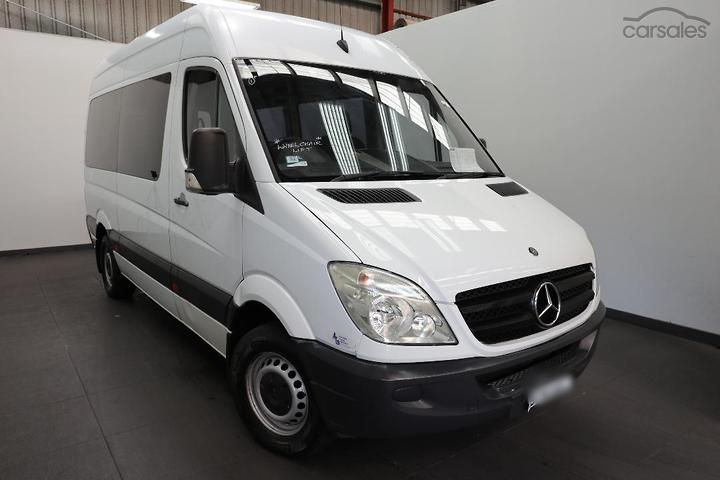 Mercedes-Benz Sprinter Van cars for sale in Australia - carsales com au