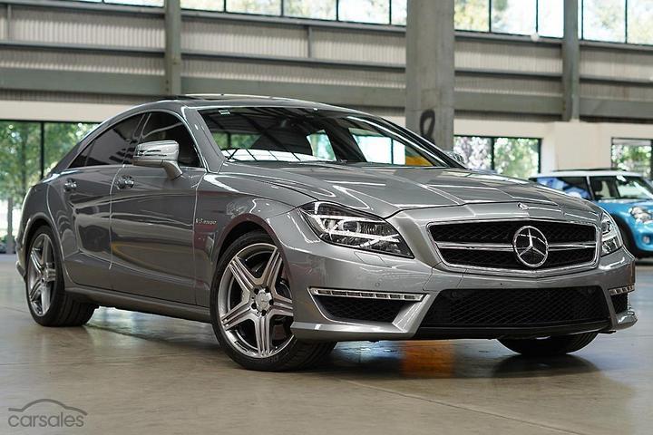 Mercedes Benz Cls Class Cars For Sale In Australia Carsales Com Au