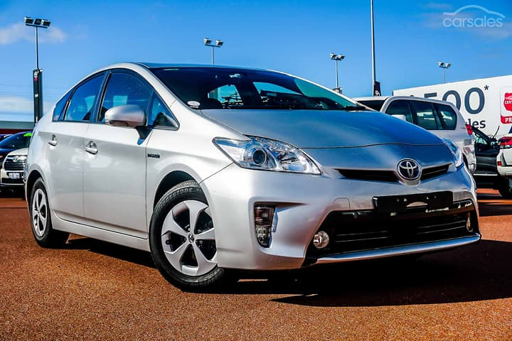 Toyota Prius cars for sale in Australia - carsales com au