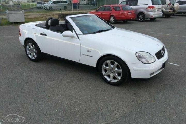 Mercedes Benz Slk230 Kompressor Cars For Sale In Australia