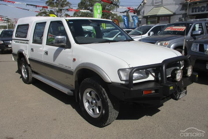 Holden Rodeo LT Sports cars for sale in Australia - carsales