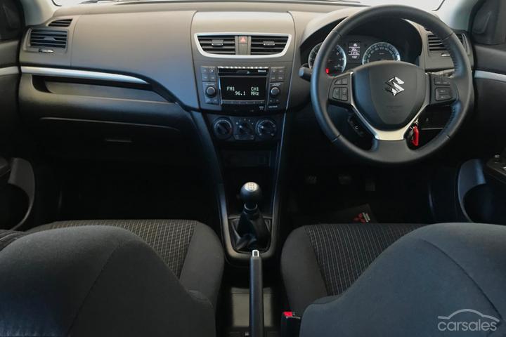 Suzuki Swift Red cars for sale in South Australia - carsales com au