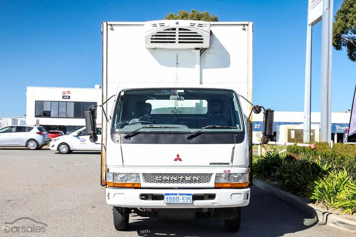 Mitsubishi Canter Specifications