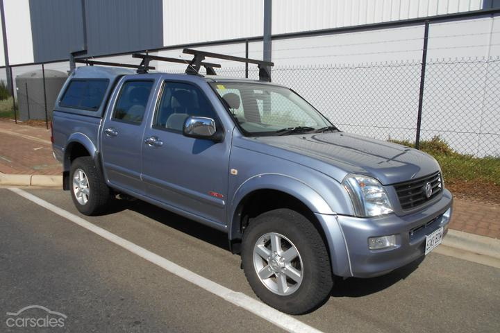 Holden Rodeo Silver cars for sale in Australia - carsales com au