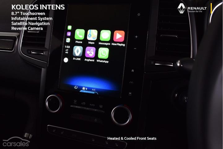 Demo Renault Koleos Intens cars for sale in Australia - carsales com au