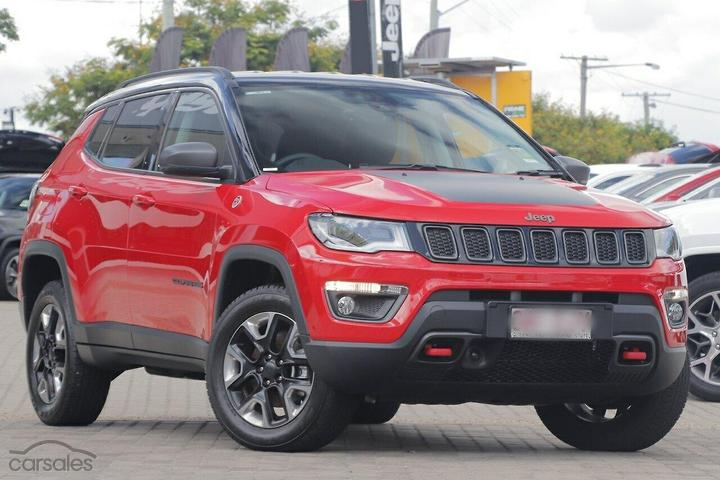 Jeep Compass Trailhawk Cars For Sale In Brisbane All Queensland Carsales Com Au
