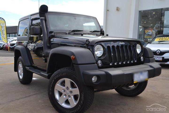 Jeep Wrangler cars for sale in Australia - carsales com au