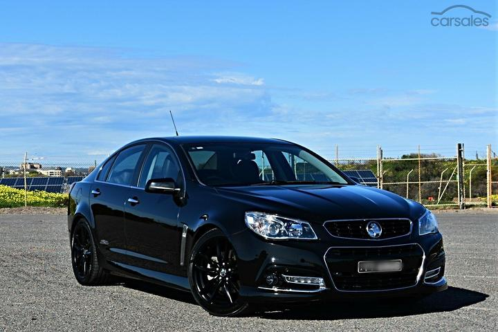 Holden Commodore SS V VF cars for sale in Australia - carsales com au
