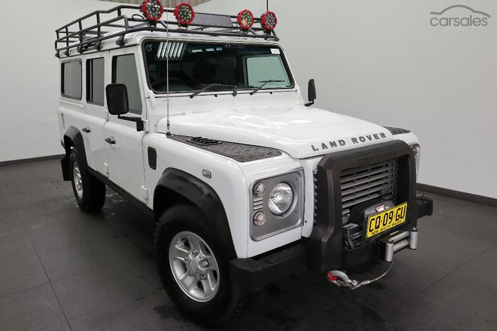 Land Rover Defender cars for sale in Australia - carsales com au