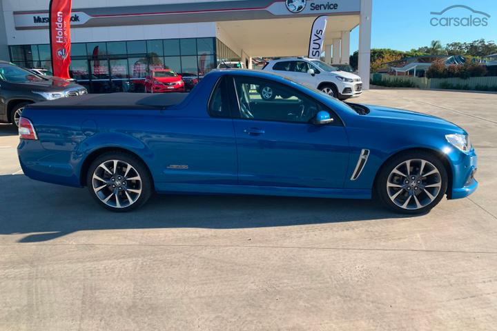 Holden Ute SS cars for sale in Australia - carsales com au
