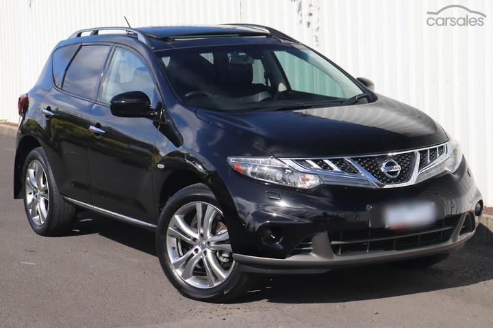 Nissan Murano Black cars for sale in Australia - carsales com au